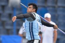 Javelin Thrower Neeraj Chopra Qualifies For World Championships