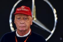 Niki Lauda Loses Bet Against His Own Mercedes Team