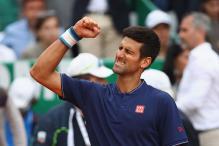Novak Djokovic Struggles To Get Past Gilles Simon At Monte Carlo