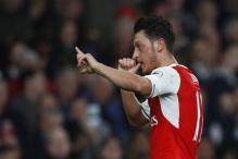 Ozil is Back After Champions League Exit: Wenger