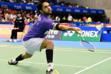 Parupalli Kashyap Enters Pre-quarters of China Masters
