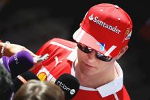 Kimi Raikkonen Puts Finns on Top in First Russian Grand Prix Practice