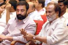 Kamal Haasan is The Angriest Person I've Ever Met, Says Rajinikanth