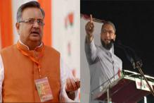 Raman Singh Says Will Hang Cow Killers; Owaisi Slams BJP's Hypocrisy