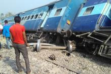 Eight Coaches of Rajya Rani Express Derail in Rampur, 12 Injured