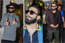 Ranveer Singh Is Obsessed With Sunglasses, Here's Proof