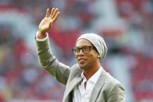 Was Very Close to Manchester United Move: Ronaldinho