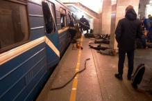 St Petersburg Blast toll Rises to 11, Second Bomb Defused at Busy Station