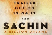 Sachin: A Billion Dreams - Tendulkar Reveals Trailer Date