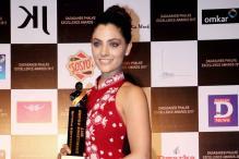 Saiyami Kher Receives Dadasaheb Phalke Award For Mirzya