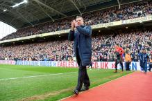 Sam Allardyce Quits as Crystal Palace Manager