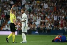 Sergio Ramos Red Card Could Hurt Real Madrid