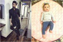 Shahid Enjoying Pool Time With Daughter Misha Is The Cutest Thing You'll See Today