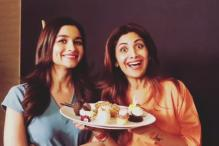 How Shilpa Shetty's Sunday Binge Got 'Sweeter' With The 'Sweetest' Alia Bhatt
