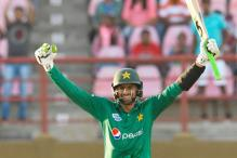 Malik Scores Ton as Pakistan Down WI to Clinch ODI Series