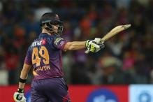 IPL 2017: Smith Leads Pune to Super Win Over Mumbai Indians