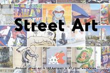 New Guidebook to Help You Find Best Hotspots For Street Art Around The World