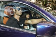 Sushant Singh Rajput Buys a New Car, Takes Kriti Sanon For a Drive