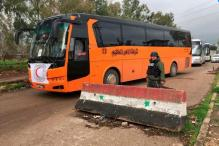 At Least 43 Killed as Explosion Hits Buses Evacuating People in Syria