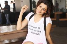 Taapsee Pannu's T-shirt Gives a Crazy Idea To Drive Your Midweek Blues Away
