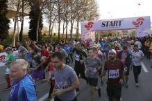 Tehran's First Marathon Has no Place For Women