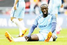 Manchester Derby: Toure Prefers No Referees for Clash