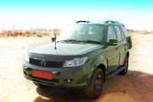 Tata Safari Storme Enters the Indian Army