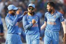 India Fourth in ICC ODI Rankings