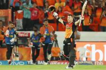 IPL 2017: David Warner Ton Sets Up Big SRH Win Over KKR