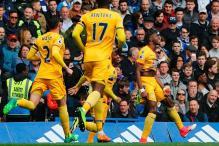 Wilfried Zaha Scores as Crystal Palace Stun Chelsea 2-1
