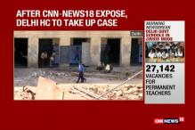 Watch: Delhi Govt Schools In Crisis Mode