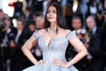 Aishwarya Rai Bachchan at 'Okja' premiere at Cannes Film Festival