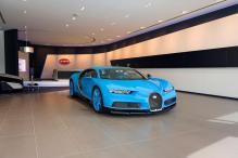 Buggati Inaugurates the Brand's Largest Showroom in Dubai