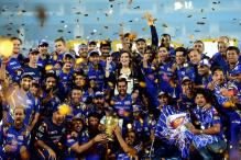 IPL 2017: Mumbai Beat Pune to Lift Record Third Title