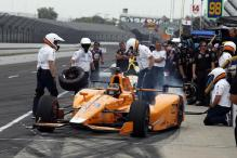 Alonso Not Comfortable With Oval Racing, Still at Indy 500