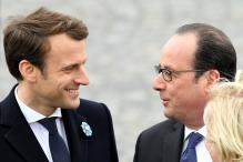 Francois Hollande, France's President of Paralysis, Exits. Over to Macron Now