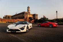 Two In-house Sports Cars Bring Zing to India's Automotive Industry