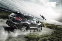Nissan X-Trail SUV to Offer Parrot Drone As Equipment