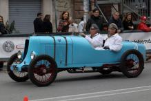 Historical cars Bari Grand Prix 2017 in Italy