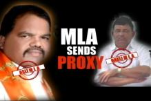 Elect One, Get One Free: Sena MLA Sends 'Proxy' To Drought-Hit Village