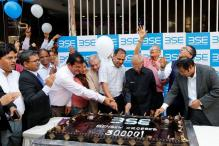 Sensex Scales 30,000-mark in Early Trade