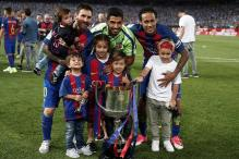 Lionel Messi Magic Inspires Barcelona to Retain Copa Del Rey Title