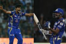 Krunal and Bumrah – The Two Pillars of Mumbai's Campaign