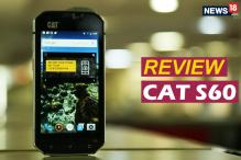 CAT S60 Review: The Toughest Phone Money Can Buy In India
