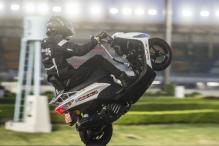 Japanese Rider Wheelies 13 Hour Non-Stop