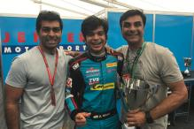 Arjun Maini Becomes First Indian to Win GP3 Race