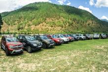 Renault's Gang of Dusters (G.O.D) First-ever International Iconic Passion Drive Ends Successfully