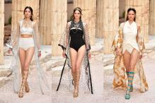 Chanel Cruise 2017/2018 Fashion Collection
