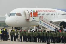 First Large China-made Passenger Plane Takes Maiden Flight