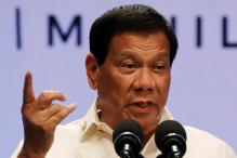 Philippine President Duterte Warns of 'Contamination' by Islamic State Group
